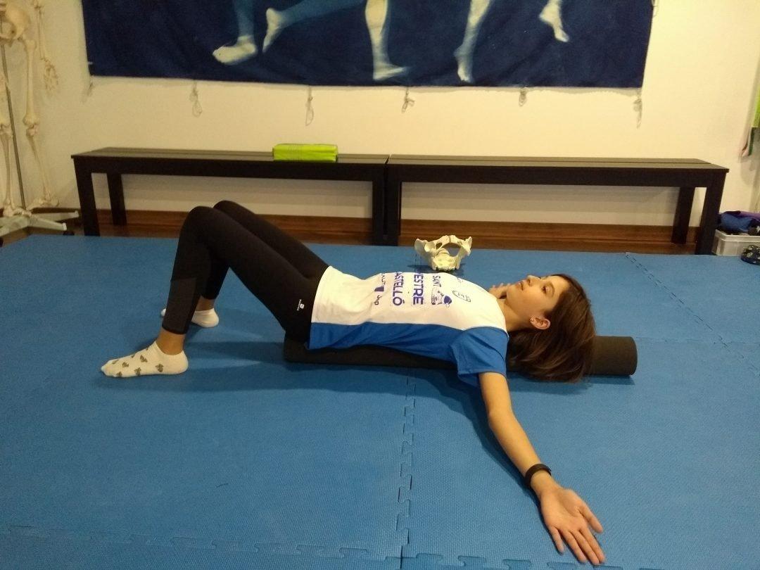 Educación postural para niños y adolescentes.