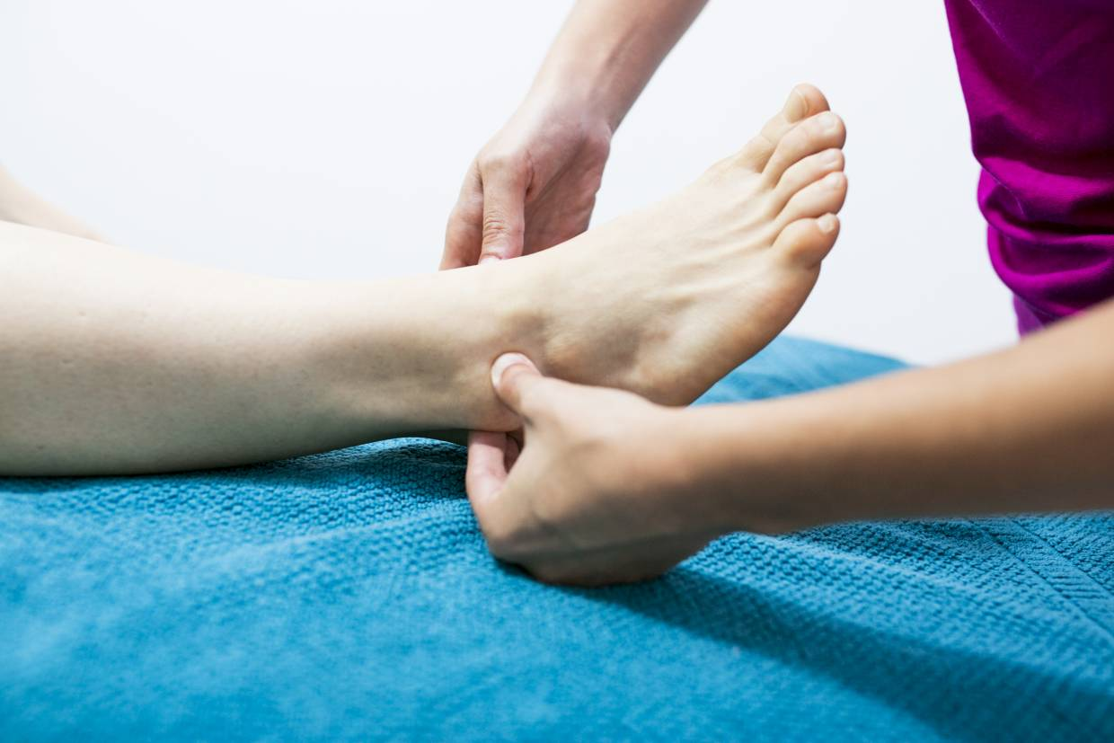 Fisioterapia y osteopatía deportiva