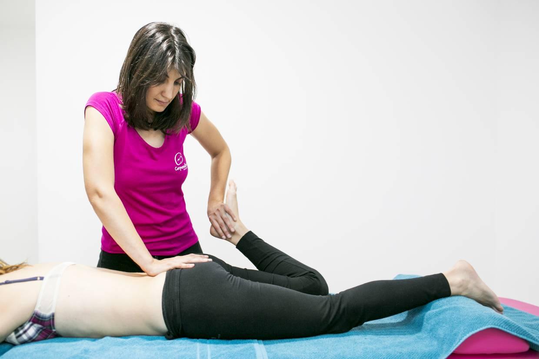 Fisioterapia especializada en suelo pélvico
