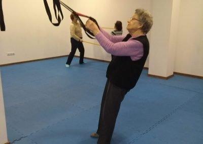 Entrenamiento funcional para personas mayores. NOVEDAD!!!