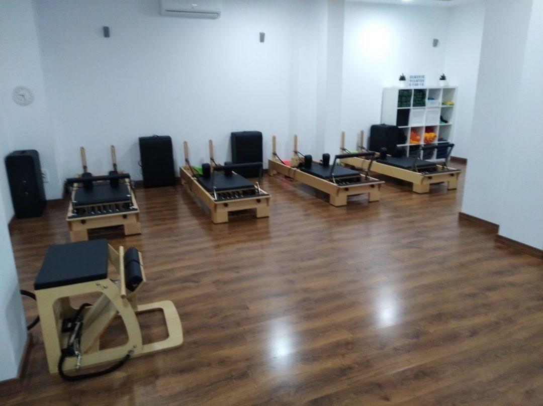 Pilates Reformer (Máquinas)